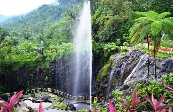 Baturaden, Objek wisata alam untuk liburan bersama keluarga